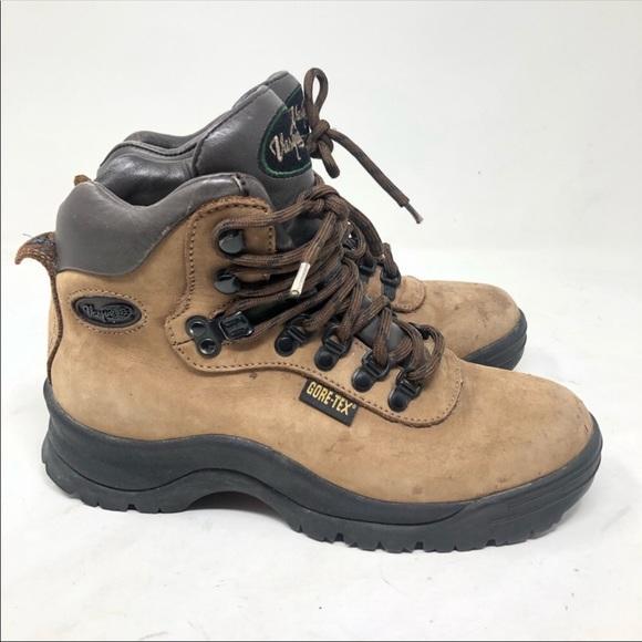 ff2a158b13c Vasque vintage skywalk hiking trail boots cowhide